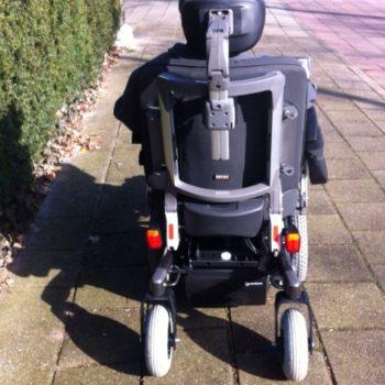 elektrische rolstoel, voorbeeldfoto, rolstoel, ergotherapie, voorbeeld, Hartel