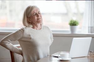 Ergotherapie voor juiste lig- en zithouding